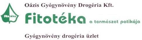 Oázis Gyógynövény Drogéria Kft.
