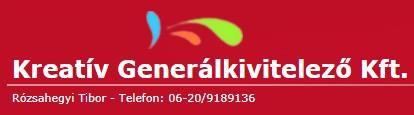Lakásfelújítás Budapest - Kreatív Generálkivitelező Kft.