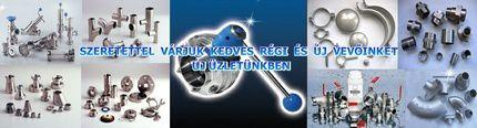 Rozsdamentes Ipari Szerelvények - SAM Co Kft.