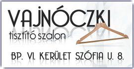 Ruhatisztítás, Bőrtisztítás, Vasalás - Vajnóczki Tisztítószalon